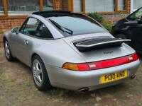 PORSCHE 911 993 3.6 TARGA TIPTRONIC S COUPE - 1996/P
