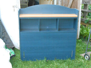 kids bookself headboard for sale Peterborough Peterborough Area image 1