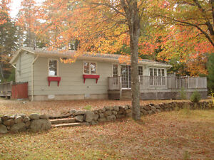 ADORABLE LAKEFRONT YEAR ROUND COTTAGE/HOUSE FOR SALE