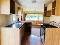 STATIC CARAVAN - 11.1 MONTH SITE - PITCH FEES 2018 INCLUDED