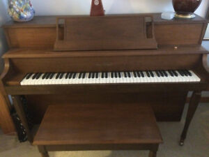 Willis & Co. Limited upright piano