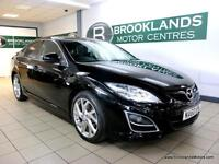 Mazda 6 2.2 D Sport [5X MAZDA SERVICES, LEATHER, HEATED SEATS and BOSE SPEAKERS]