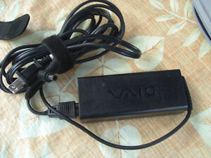 Sony VGP-AC19V31 AC Adapter for Select Vaio Laptops