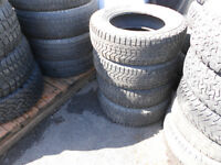 Used set of tires