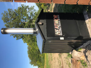 IMMACULATE OUTDOOR FURNACE