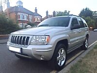 Jeep Grand Cherokee Overland 2.7 Diesel Automatic - 1 owner - 71k miles - FSH - HPI Clear - Big Spec