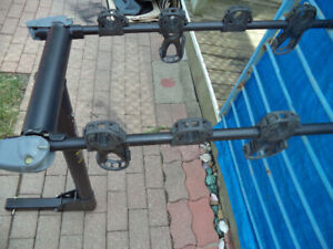 "4-Bike Carrier Fitted For 2"" Receivers"