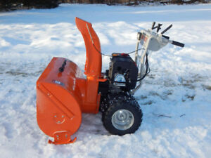 Snow Beast Dually Snowblower