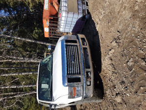2008 Ford F350 6.4 littre diessel crewcab for parts
