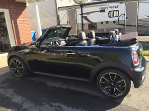 2012 Mini Cooper S Convertible  - Highgate édition
