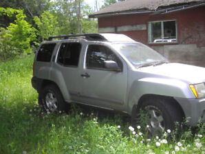 2005 Nissan Xterra - PRICE REDUCED! first $1000 takes it