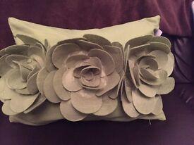Brand new Green NEXT cushion