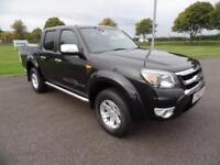 Ford Ranger 2.5TDCi 4x4 Pickup Auto Thunder Double/Cab Pick Up