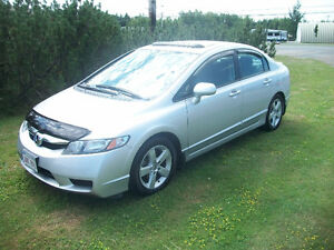 2011 Honda Civic Berline