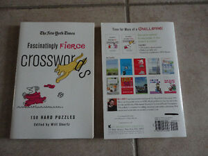 Brand new Set of 3 The New York Times Crossroads book set London Ontario image 9