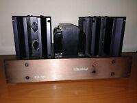 Amplificateur Eleson PCA-100 Pure class A (DR-2 Classé)
