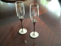 Champagne Glasses for sale $10.