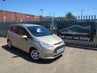 2012 (62) FORD B-MAX 1.6 POWERSHIFT AUTOMATIC ZETEC LOW MILEAGE