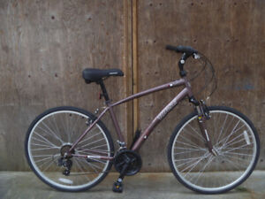 Iron Horse Tempo hardtail hybrid  city bike