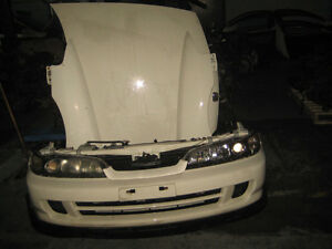 INTEGRA DC2 FRONT END CONVERSION JDM B18C NOSE CUT COMPLETE