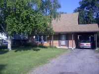 Entire detatched house for rent in Malton, Mississauga for Oct 1