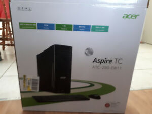 Ordinateur acer aspire tc 280