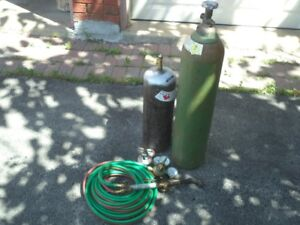 Oxy/ Acetylene Torch Set- Complete