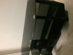3-TIER HOME THEATRE & TV STAND