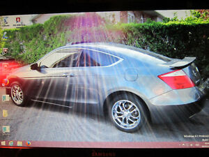 2009 Honda Accord EX-L Coupé (2 portes) 68,000 klm