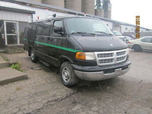 JUST IN FOR PARTS! RAM 2500 VAN w/ PROPANE @ PICNSAVE WOODSTOCK!