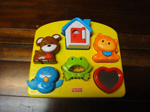 Fisher Price Baby Toys-All for $10.00!
