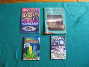 Junior Science  Rocks, MInerals and Crystal Theme