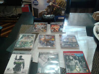 Like new in the box uncharted superslim ps3 bundle 185 dollars