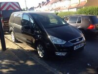 Ford Galaxy PCO, Automatic, 7 seater Diesel