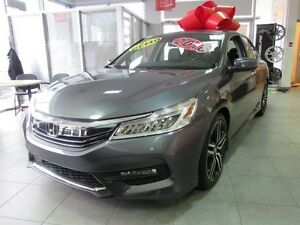 Honda Accord Sedan 4dr I4 CVT Touring 2016