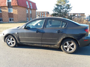 Mazda 3 for fix up or parts