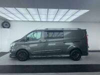 2021 Ford Transit Custom 2.0 320 LIMITED L2H1 LWB 170 AUTO FACTORY DCAB RS SPORT