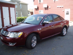 2008 Ford Taurus Berline