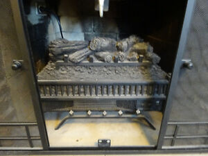 Electric Fireplace insert - never used