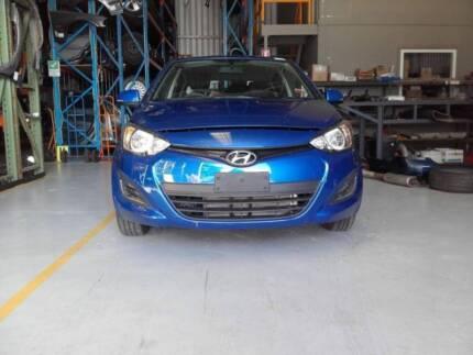 Hyundai i20 2014 WRECKING FOR PARTS