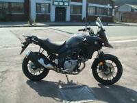 Suzuki DL650A V-Strom New Bike Save 1200