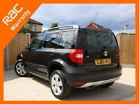 2010 Skoda Yeti 3 - 1.9 TDI Turbo Diesel 5 Speed Climate Control Parking Sensors