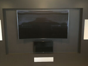 "Samsung UN78KU7500 Curved 78"" 4K Ultra HD Smart LED TV"