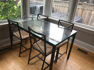 IKEA Granas Table + Chairs