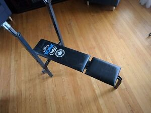Bench press and 300lbs of weights $180 OBO