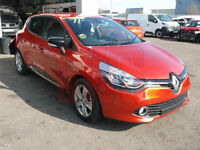 2015 Renault Clio Dynamique Nav DCi 1.5 DAMAGED REPAIRABLE SALVAGE