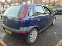 2003 Vauxhall Corsa 1.0i 12V Active 5dr MOT 12/2021 HATCHBACK Petrol Manual