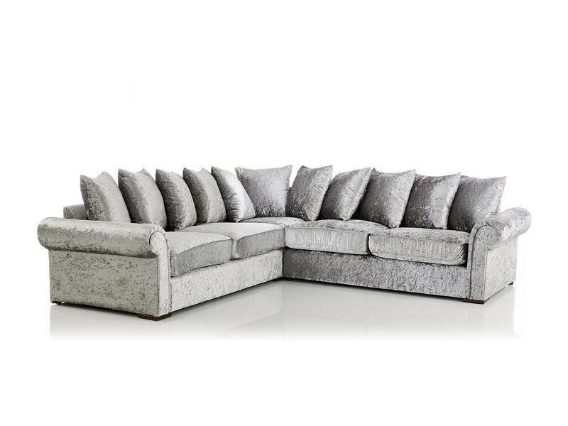 Brand New Glp Dual Arm Corner Sofa On Special Offer