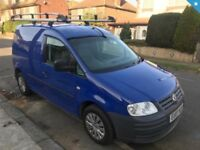 Volkswagen caddy 20sdi ex British Gas drives perfect