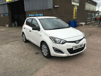 2013 HYUNDAI I20 1.2 5 DOOR CLASSIC,ONLY 43000 MILES WITH FULL SERVICE HISTORY,